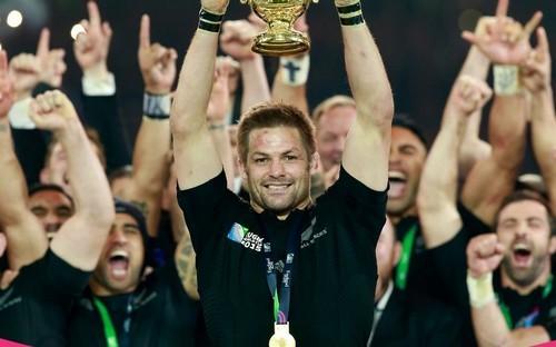 Новая Зеландия в третий раз выиграла чемпионат мира по регби