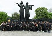 Шахтер почтил память погибших во Второй мировой войне