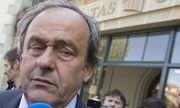 Платини подал в отставку с поста президента УЕФА