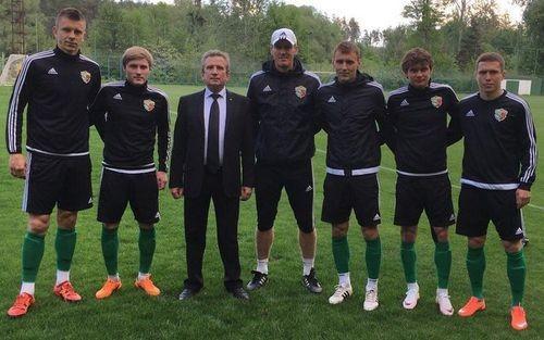 Ворскла продлила контракты с пятью игроками