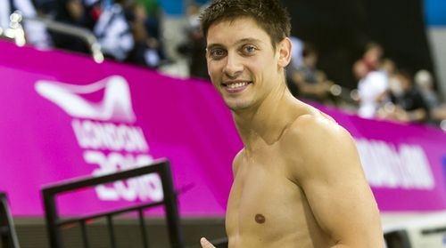 Илья Кваша завоевал золото на метровом трамплине