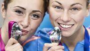 Украинские синхронистки завоевали серебро на ЧЕ