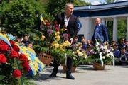 Динамовцы почтили память Лобановского