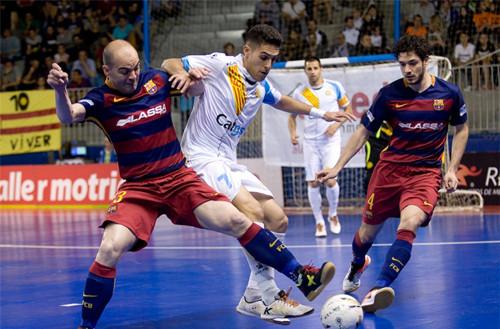 Первое каталонское дерби в плей-офф в пользу гранда Примеры