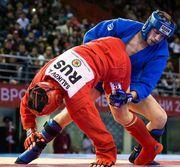 Украинские самбисты добыли в Казани 19 медалей