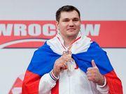 Российский тяжелоатлет Ловчев дисквалифицирован за допинг