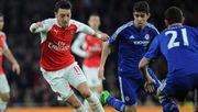 Месут Озил - лучший игрок Арсенала в этом сезоне