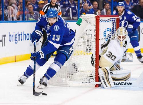 НХЛ. Питтсбург выходит вперед в серии с Тампой-Бэй