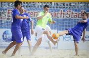 Пляжный футбол: Артур Мьюзик стартует с победы на EWC-2016