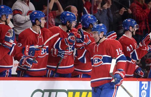 НХЛ. Монреаль дома не проигрывает. Матчи воскресенья