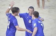 Пляжный футбол: Артур Мьюзик прорывается в полуфинал EWC!