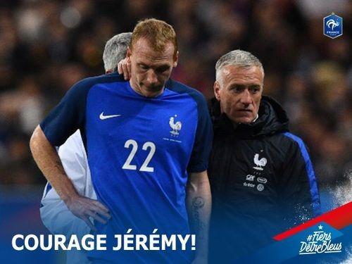 Жереми Матье пропустит Евро-2016
