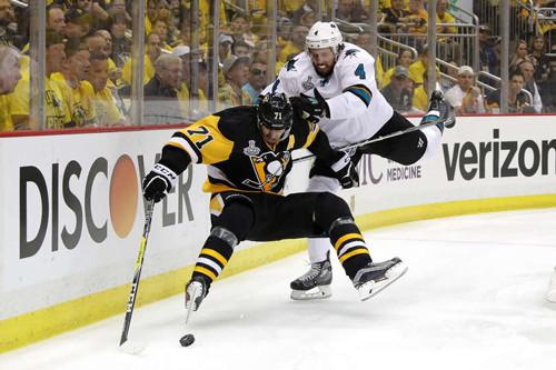 НХЛ. Питтсбург начал с победы финальную серию