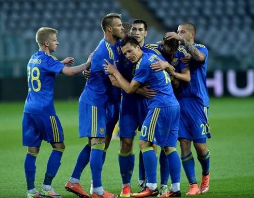 Украина одержала 12-ю волевую победу в истории
