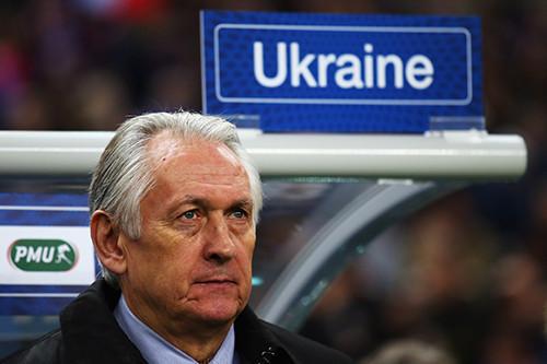 Официальная заявка сборной Украины на Евро-2016