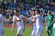 Первая лига: Черкасский Днепр пришел к финишу вторым