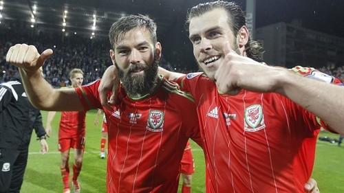 Сборная Уэльса огласила состав на Евро-2016