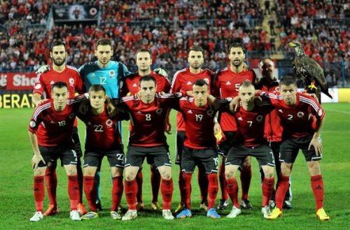 Итоговая заявка сборной Албании на Евро