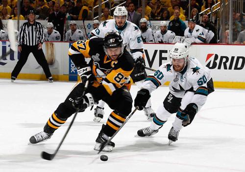 НХЛ. Питтсбург удвоил преимущество в финальной серии