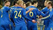 Украина перед стартом на Евро победила Албанию