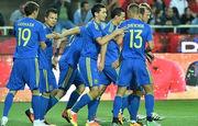 Албания - Украина - 1:3. Видео забитых мячей и обзор матча