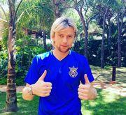 Тимощук стал самым возрастным футболистом в истории сборной