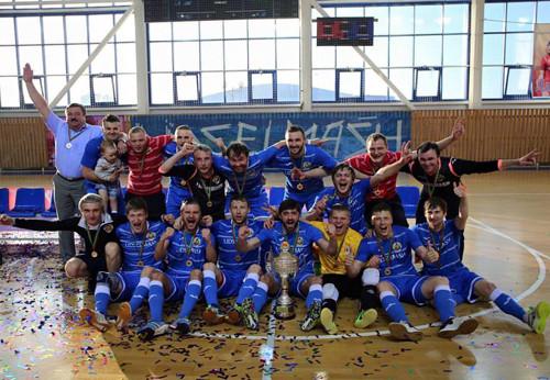 Лидсельмаш отстоял титул чемпиона Беларуси
