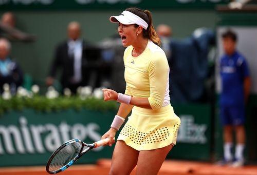 Гарбинье Мугуруса - победительница Roland Garros-2016