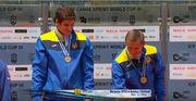 Вчерашние юниоры берут медали Кубка мира в гребле