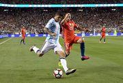 Кубок Америки-2016. Аргентина без Месси одолела Чили