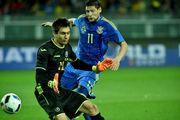 Евгений СЕЛЕЗНЕВ: «На Евро-2016 хочу сыграть с Россией»