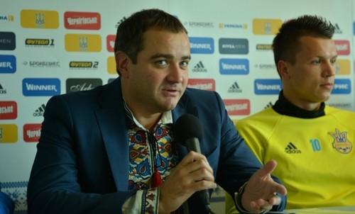 Андрей ПАВЕЛКО: «Нет ощущения, что сборной что-то мешает»