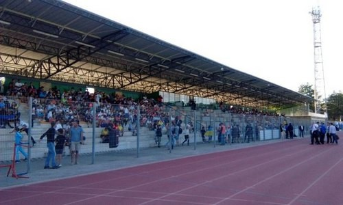Открытая тренировка сборной Украины собрала тысячу зрителей