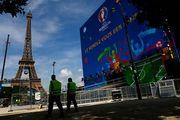 Евро-2016. Путевые заметки. От «решал» до Парижа