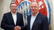 Бавария подписала новый контракт с Румменигге