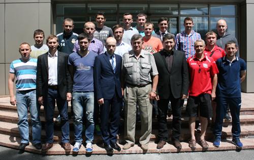 Дипломы ФФУ-АФУ категории С получили 17 тренеров