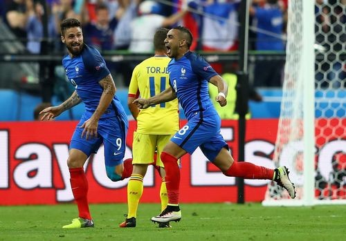 Франция - Румыния - 2:1. Видеообзор матча