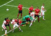 Албания - Швейцария - 0:1. Видео гола и обзор матча