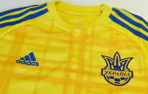 Сборная Украины сыграет против Германии в желтой форме