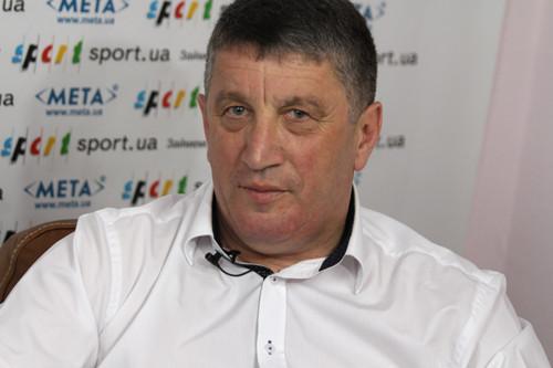 Михайло Мельник новий президент Федерації волейбола України