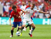Давид Сильва догнал Пуйоля по числу игр за сборную Испании