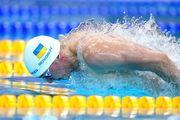Андрей Говоров установил рекорд Украины на 50 м батерфляем