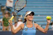 WTA Elite Trophy. Свитолина стартовала с победы над Петкович