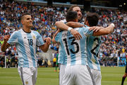 Копа Америка 2016. Аргентина и Чили - в четвертьфинале