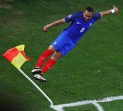 Франция дожала Албанию и обеспечила себе место в плей-офф