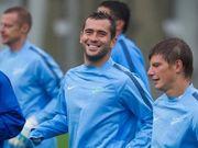 Александр КЕРЖАКОВ: «Луческу хочет видеть меня в команде»