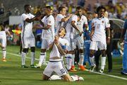 Колумбия в полуфинале Кубка Америки