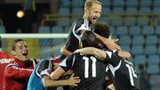 Албанцы третьи в группе, Румыния вылетает