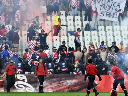 Хорватские ультрас хотят сорвать матч против Испании