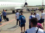 Пляжный футбол: сборная Украины отправилась на Кубок Европы